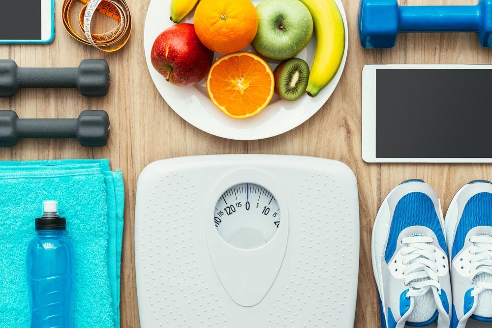 voedingsschema fitniss voor vrouwen