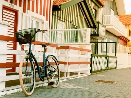 Cadeau moeder fiets