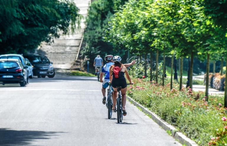 Deze plekken in Europa moet je fietsend zien