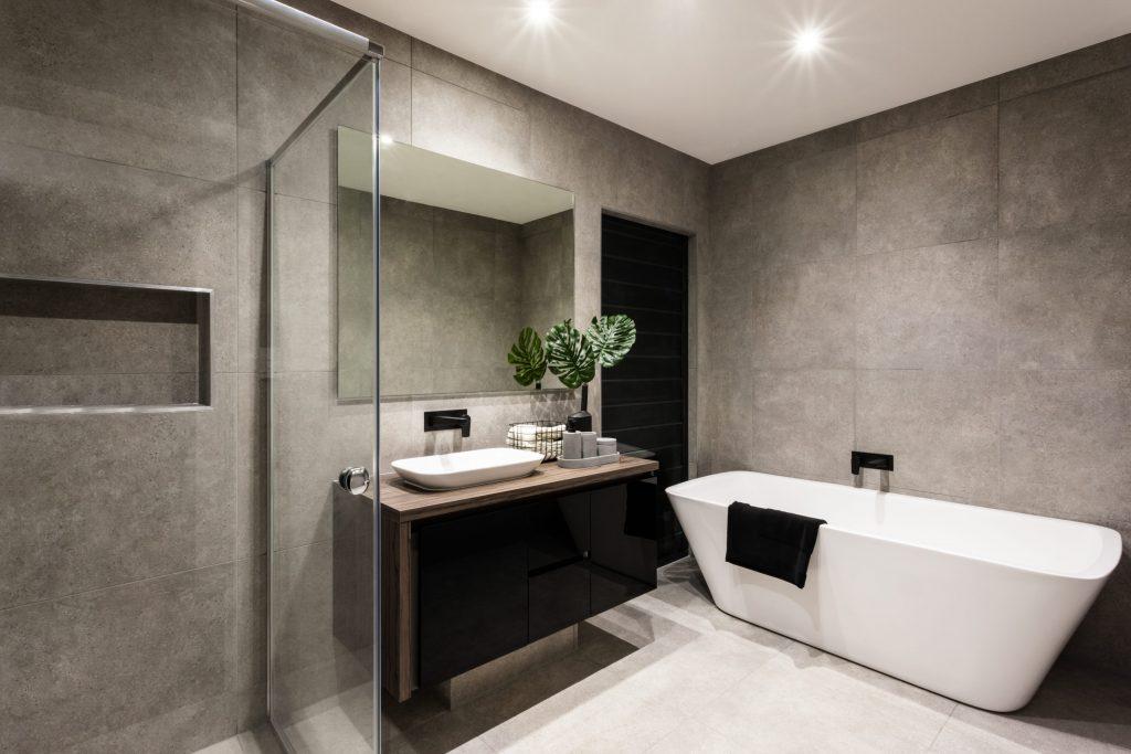 hoeveel kost een badkamer gemiddeld