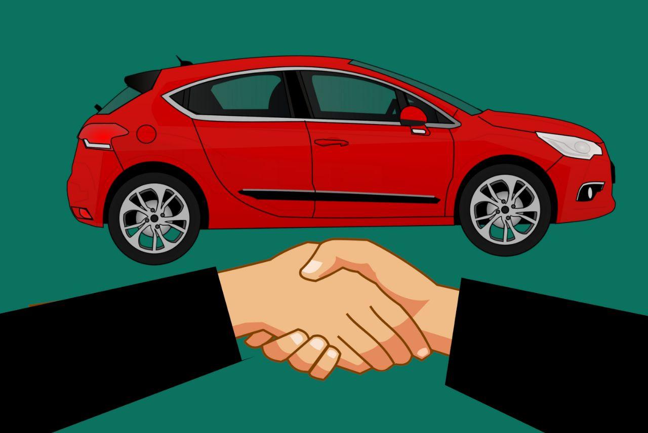 auto overschrijven stappenplan