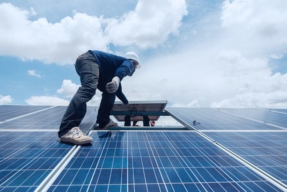 zonnepanelen snel geplaatst
