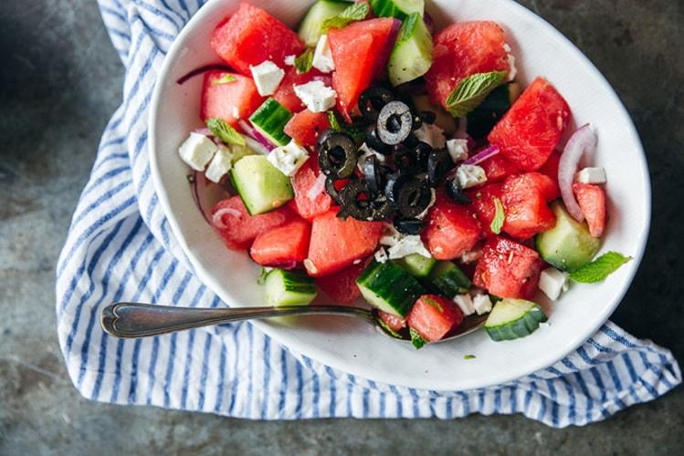 De beste salades voor deze zomer