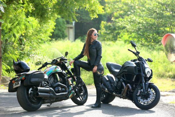 Emancipatie van vrouwen in de motorwereld
