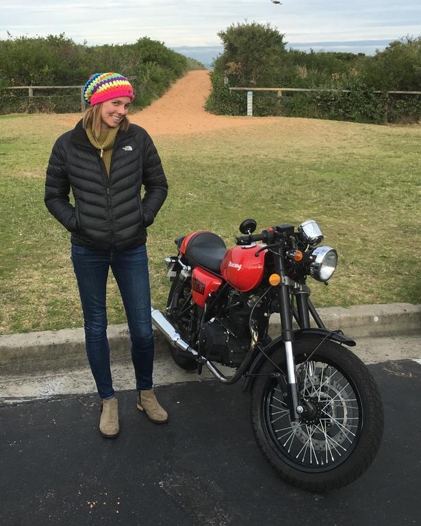 vrouwenmotor