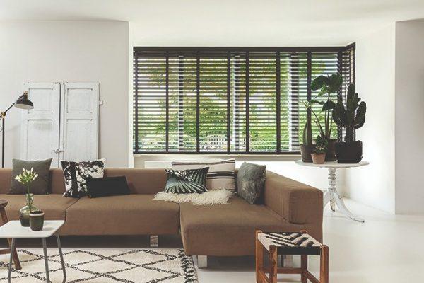 De juiste raamdecoratie voor jouw nieuwbouwwoning
