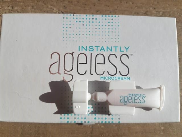 Beter in je vel door Instantly Ageless