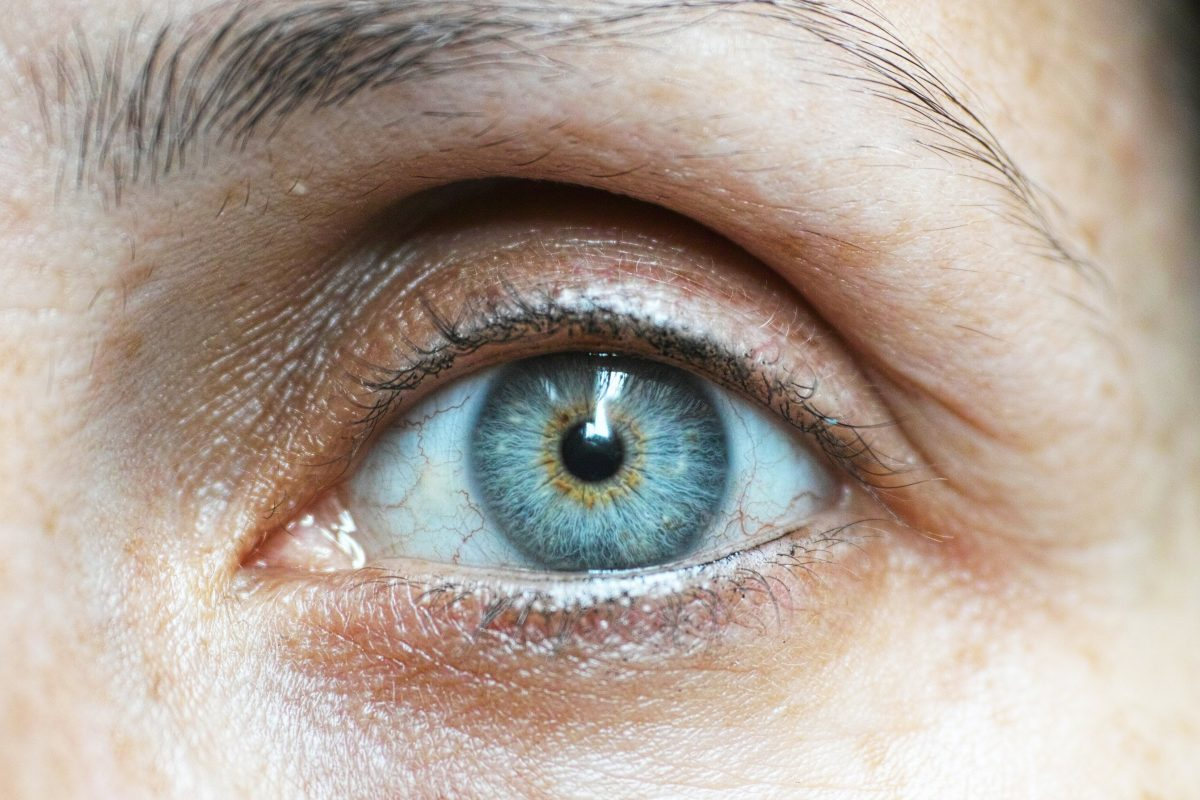 plasma ooglift