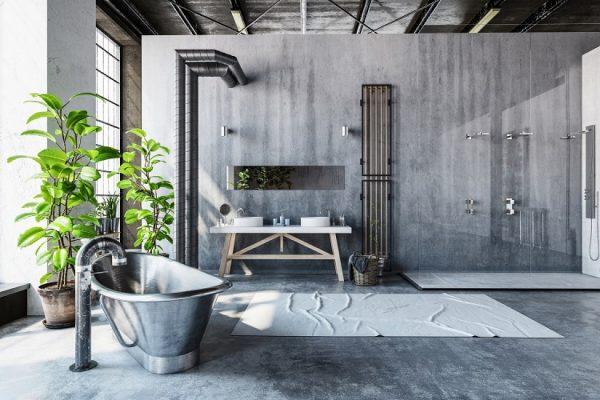 Een badkamer om lekker tot rust te komen