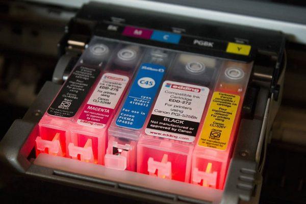 Nieuwe cartridges kopen