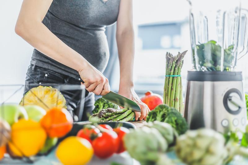 Zwangerschap en een glutenvrij dieet