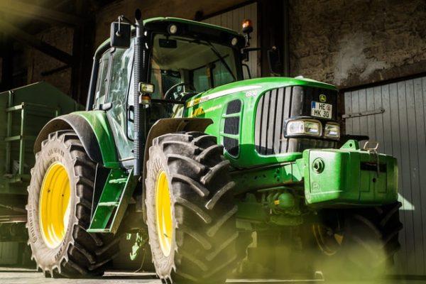Aan de slag met de tractor